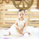{Kiddie Party} Ciena Turns 1!