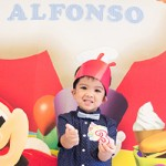 {Kiddie Party} Alfonso Turns 3!