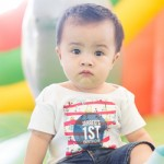 {Kiddie Party} Jarred Turns 1!